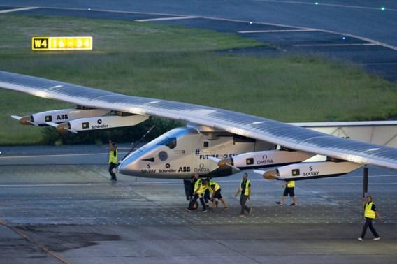 Solar Impulse begint aan vlucht over Stille Oceaan