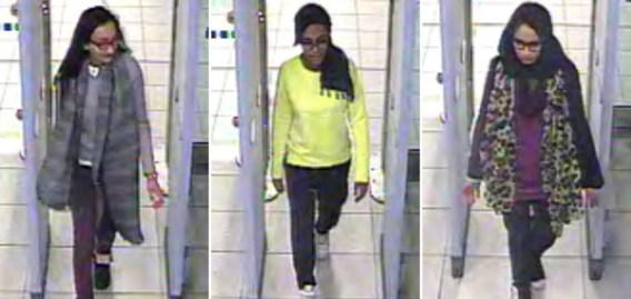Twee Londense tieners getrouwd met IS-strijders