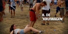 10 dansmoves op het Summerfestival in Antwerpen