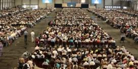 IN BEELD. Op het congres van de getuigen van Jehova