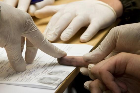Winkeldief vijlde vingertoppen om identificatie te bemoeilijken