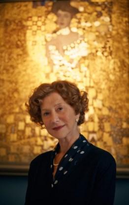 Mirren voor 'Portret van Adèle Bloch-Bauer I' van Gustav Klimt.