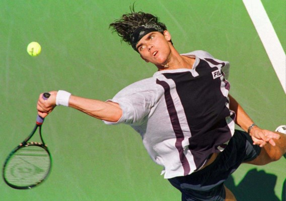 Comeback Philippoussis start in mineur