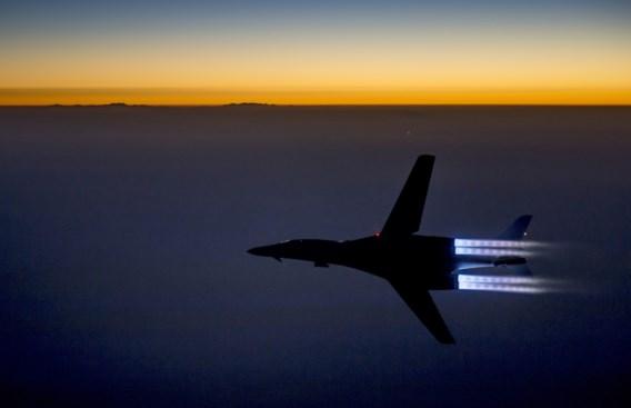 Irak krijgt eerste vier Amerikaanse F-16's in strijd tegen IS
