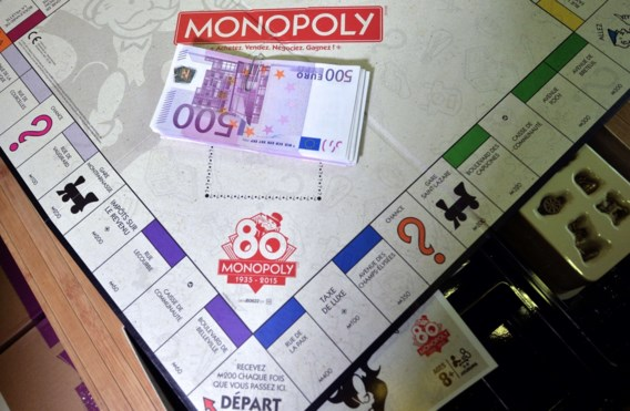 Monopoly-fabrieken in Belgische handen