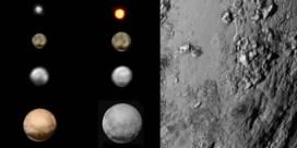 Miniplaneet heeft maxibergen