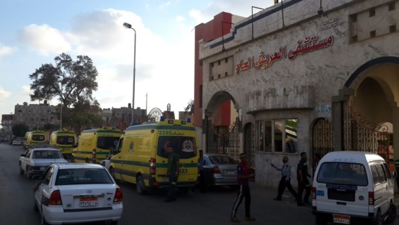 Zeven soldaten en 59 islamisten komen om bij gevechten Sinaï