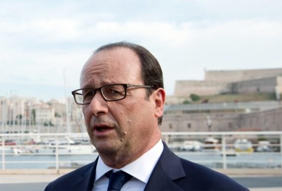 Hollande wil apart parlement voor eurozone