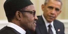 Obama en Nigeriaanse president bespreken strijd tegen Boko Haram