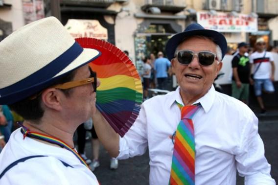 Italië moet homorelaties erkennen