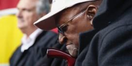 Desmond Tutu heeft ziekenhuis verlaten