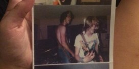 Tiener post foto's van allereerste Nirvana-concert: 'Ik wist het niet'