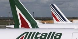 Personeel Alitalia gaat staken