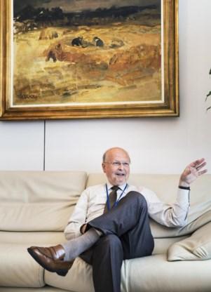 'Het is niet dat deze belastingverschuiving je als burger koud pakt', zegt Luc Coene.