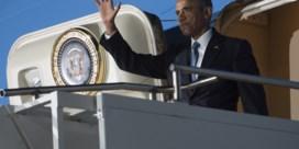 Obama in Kenia geland