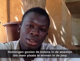 INTERVIEW. 'We zaten met veertig tot vijftig man op één jeep'