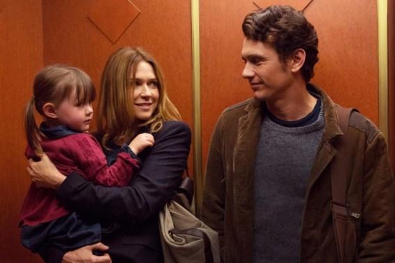 Di Franco met Marie-Josée Croze, zijn derde vrouw in de film.
