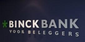 BinckBank groeit fors in België