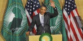 Obama hekelt Afrikaanse leiders die zich aan de macht vastklampen