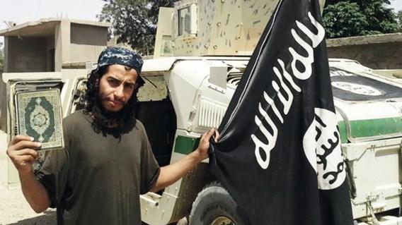 Abdelhamid Abaaoud in Syrië.