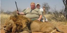 Leeuwen schieten is miljoenenbusiness