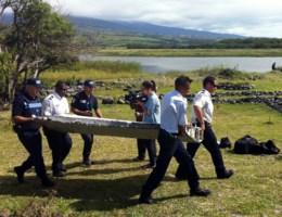 Wrakstuk 'bijna zeker' van een Boeing 777, en dus van MH370