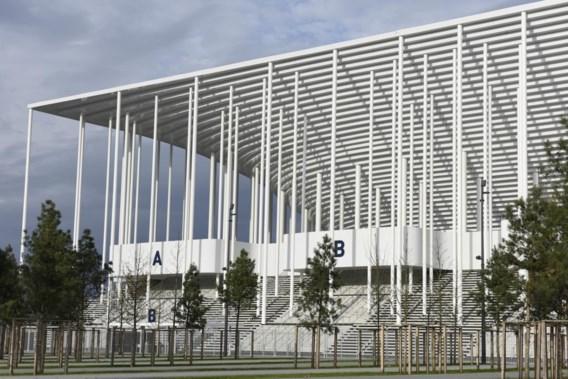 Herzog & De Meuron ontwierp een rank zuilenwoud voor het stadion van Bordeaux.