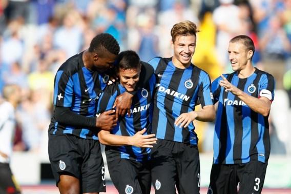 VIDEO. Club Brugge boekt eerste zege tegen KV Mechelen