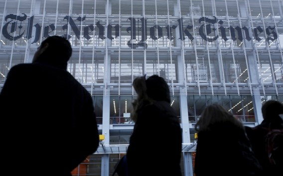 New York Times doorbreekt grens van 1 miljoen digitale abonnees