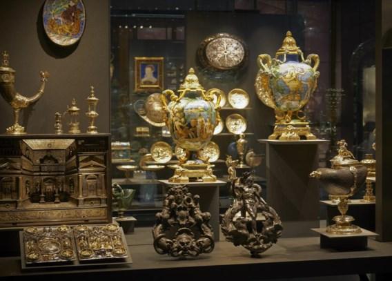 Een greep uit de objecten die Rothschild verzamelde.