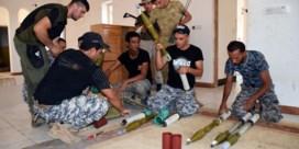Iraakse legerbevelhebbers voor de rechter na val Ramadi