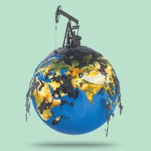 Hoeveel vaten olie hebben we verbruikt terwijl u dit las?