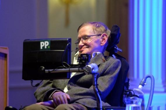 Nieuwe Terzake pakt uit met Stephen Hawking