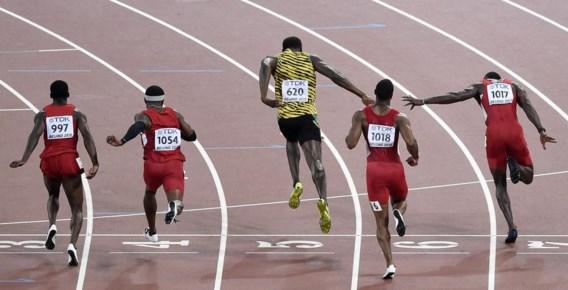 Niet Justin Gatlin, maar wel Usain Bolt heeft in een zinderende finale de wereldtitel veroverd op de 100m. De showman kon maar net de boeman afhouden. Berichtgeving: blz. 28–29.