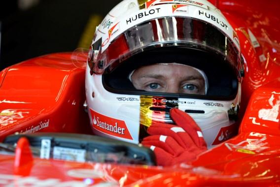 Pirelli: 'Sebastian Vettel reed te lang met zijn banden'