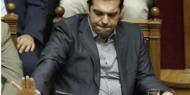 Syriza spat verder uit elkaar