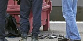 Vredesinstituut: 'Illegale wapens geen prioriteit voor politie'