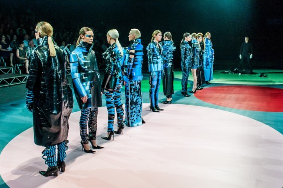 Antwerpse Modeacademie in top drie van de wereld