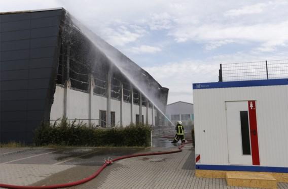 Opnieuw Duits opvangcentrum voor vluchtelingen in brand gestoken