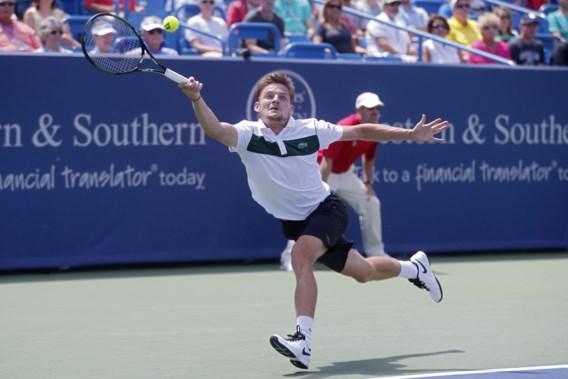 Belgen kennen tegenstanders op US Open