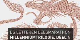 Spoiler alert: dS Letteren las deel vier van de Millenniumtrilogie