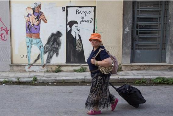 'De meeste Grieken vinden dat Tsipras de verkiezingen alleen gebruikt om zijn eigen positie te versterken, voor hen verandert er niets.'