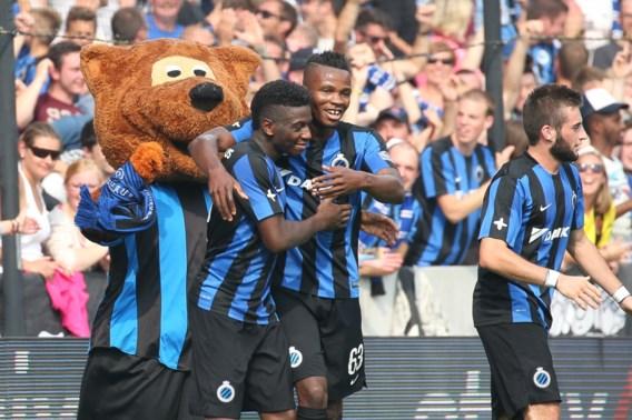 VIDEO. Standard afgemaakt door swingend Club Brugge