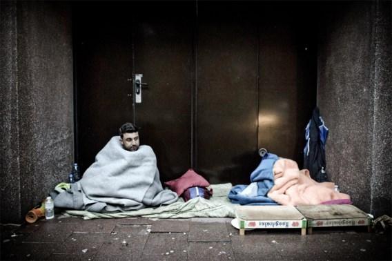 Dokters van de Wereld helpt asielzoekers die nacht buiten doorbrengen