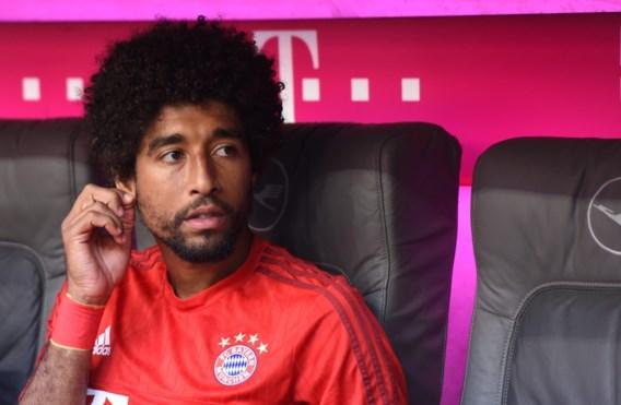 Braziliaanse international Dante ruilt Bayern voor Wolfsburg