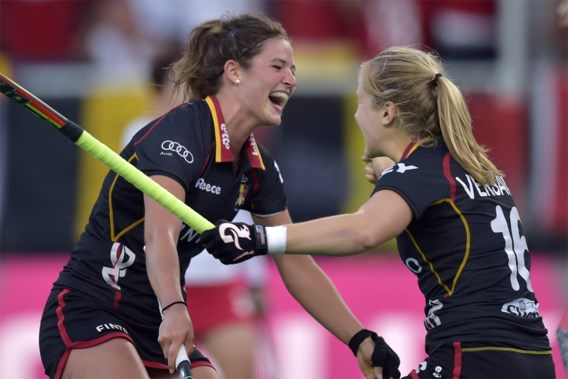 Red Panthers beëindigen EK hockey op vijfde plaats na 4-3 zege tegen Italië