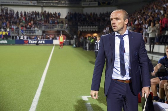 Alfred Schreuder weg als coach bij FC Twente