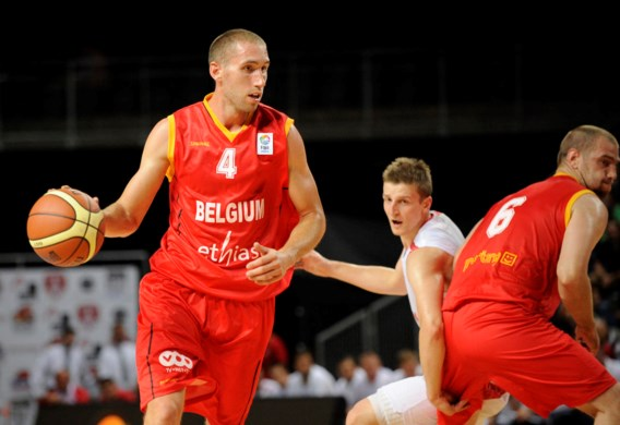 Belgian Lions te sterk voor IJsland