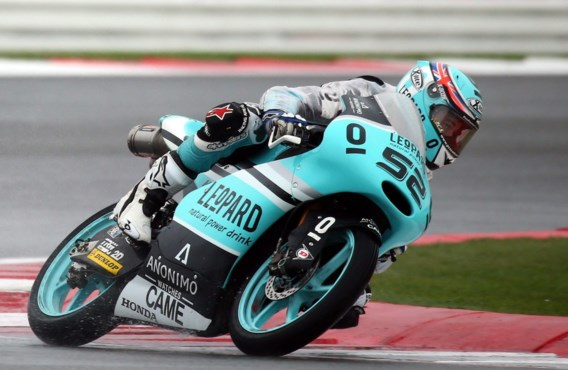 Danny Kent (Honda) pakt zege in Moto3, Livio Loi 5e