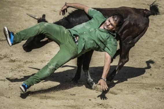 Nooit eerder zoveel doden bij stierenrennen in Spanje